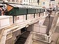 Paris 75006 Quai des Grands-Augustins Gare RER 20140406.jpg