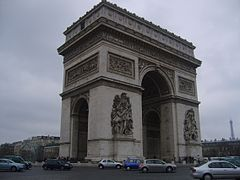 Paris Arc de Triomphe de l'Etoile 20070316 (01).jpg