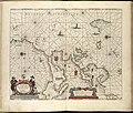 Pas-kaart van Europa met een gedeelte van de kust van Africa tot aen Cabo Verde (8430902650).jpg