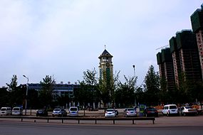 Passenger transport station in Yiliang, Kunming.jpg