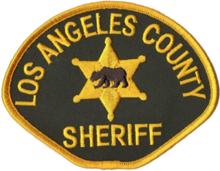Los Angeles County Sheriffs Department law enforcement agency in California, United States