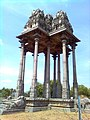 Pattabhirama Temple 12 Pillared Mandapam.jpg