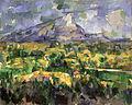 Paul Cézanne, Mont Sainte-Victoire.jpg