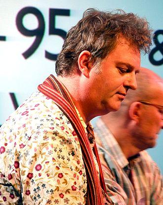 Paul Merton - Merton in 2010