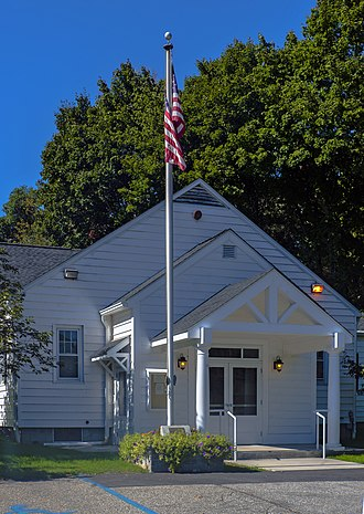 Pawling (town), New York - Town hall