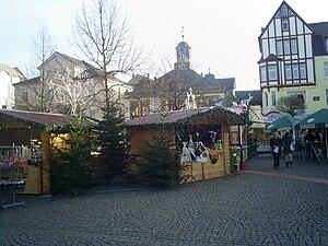 Peine - Market square