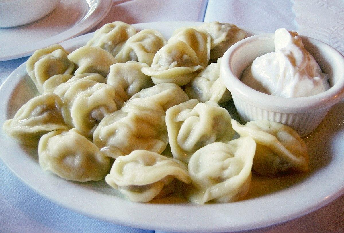 Siberian dumplings: cooking recipe at home 66