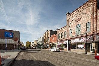 Pendleton, Indiana - Image: Pendleton, Indiana