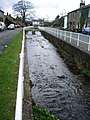 Pendleton Brook as it goes through Pendleton - geograph.org.uk - 778428.jpg