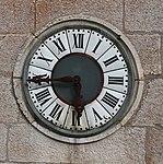 Pendule de l'église de Leschères.JPG