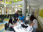 People at Wikimedia CEE Meeting 2016 1, ArmAg (9).jpg