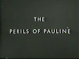 Файл:Perils of Pauline Episode 1 (1914).webm
