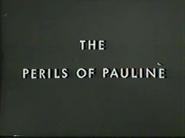 Fil:Perils of Pauline Episode 1 (1914).webm
