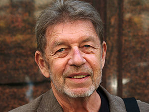 Pete Hamill in Brooklyn