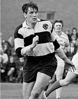 Peter Brown (rugby union) - Peter Brown