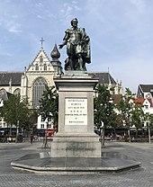 Rubensdenkmal, Groenplaats, Antwerpen (Quelle: Wikimedia)