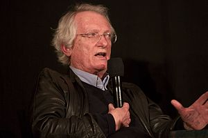 Peter Temple - Peter Temple at Oslo bokfestival in 2011
