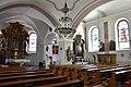 Pfarrkirche hl. Bartholomäus Mauterndorf Interior 05.jpg