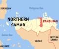 Ph locator northern samar pambujan.png