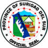 Ph seal surigao del sur.png