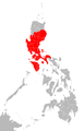 Philippine locations under state of calamity caused by Tropical Storm Ketsana.PNG
