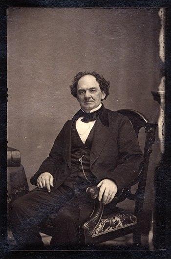 Phineas Taylor Barnum portrait