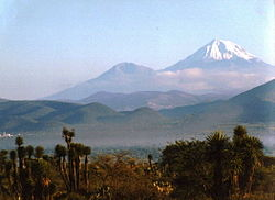 Mexico land wikipedia for Condes del valle de orizaba