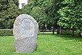 Piemineklis Garlībam Merķelim Vērmanes dārzā, Rīga, Latvia - panoramio.jpg