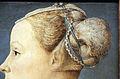 Piero del pollaiolo, ritratto di giovane donna, 1470-75 ca. (poldi pezzoli) 05.JPG