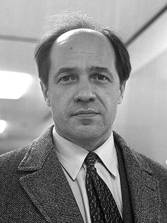 Pierre Boulez - Boulez in 1968