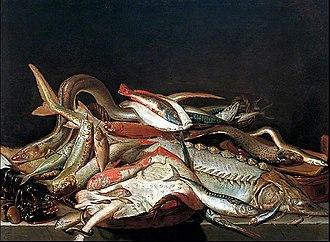 Pieter Andreas Rijsbrack - Fish