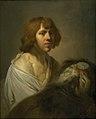 Pieter Fransz de Grebber - David with the Head of Goliath - KMSsp220 - Statens Museum for Kunst.jpg
