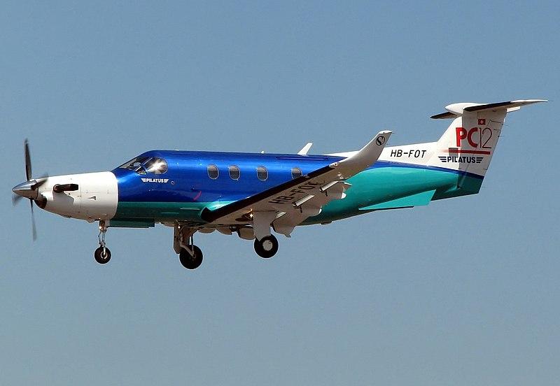 File:Pilatus.pc12.landing.arp.jpg