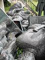 Pile of old soviet statues and monuments, Maarjamäe castle, Tallinn. Estonia.jpg