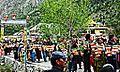 Pilgrims at Jispa for Dalai Lama's teachings. August 2010.jpg