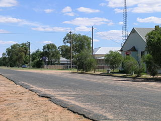 Pilliga, New South Wales Town in New South Wales, Australia