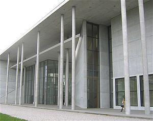 Pinakothek der Moderne - Pinakothek der Moderne, exterior