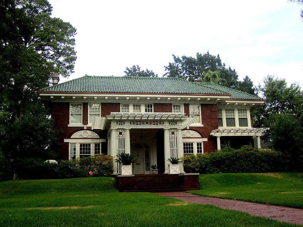Pine Wold house, Shreveport, LA IMG 4951
