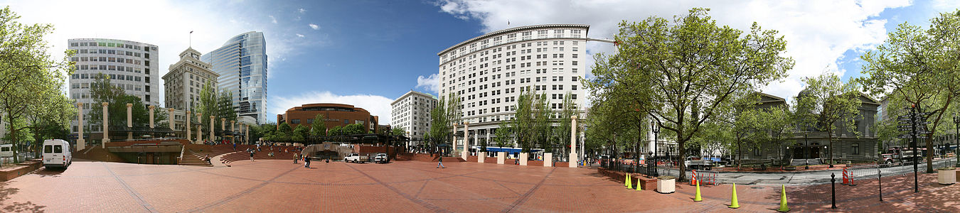 pioneer courthouse square wikipedia