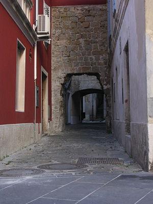 Piran street