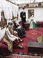 Pirot kilim interior design Ethnographical museum.JPG