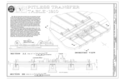 Pitless Transfer Table - 1910, Section AA, Section BB, Isometric View - Southern Pacific, Sacramento Shops, Pitless Transfer Table, 111 I Street, Sacramento, Sacramento HAER CA-303-I (sheet 1 of 1).png