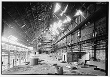 Фотография сталелитейного завода Уилинг-Питтсбург