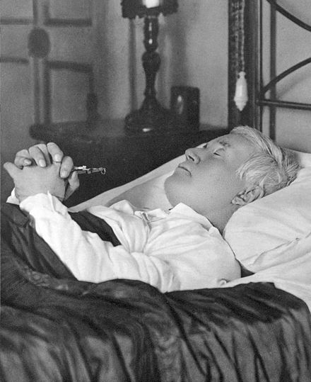 Pius X on his deathbed PiusXAug201914.jpg