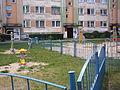 Plac zabaw w Suwałkach - Osiedle przy ul. Korczaka by Adrian Piekarski (1).JPG