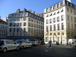 Image illustrative de l'article Place de l'Odéon