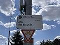 Plaque Allée Bleuets - Villiers-sur-Marne (FR94) - 2021-05-07 - 2.jpg