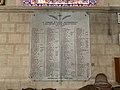 Plaque Morts Intérieur Église Saint Vincent - Mâcon (FR71) - 2021-03-01 - 1.jpg