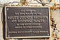 Plaque designating the Kimsey--Bolten Ranch Rural Historic Landscape.jpg