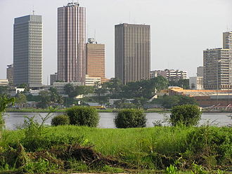 Economy of Ivory Coast - Abidjan is the economic capital of Côte d'Ivoire.